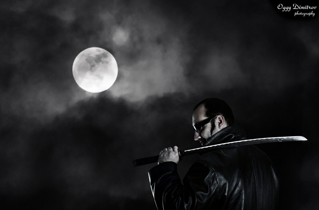 Photograph Moon warrior by Ognyan  Dimitrov on 500px