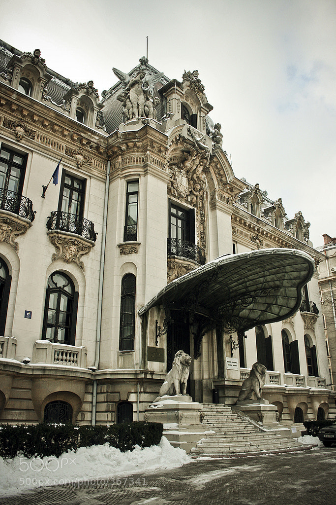 """Photograph """"George Enescu"""" National Museum  by Alexandru Negoita on 500px"""