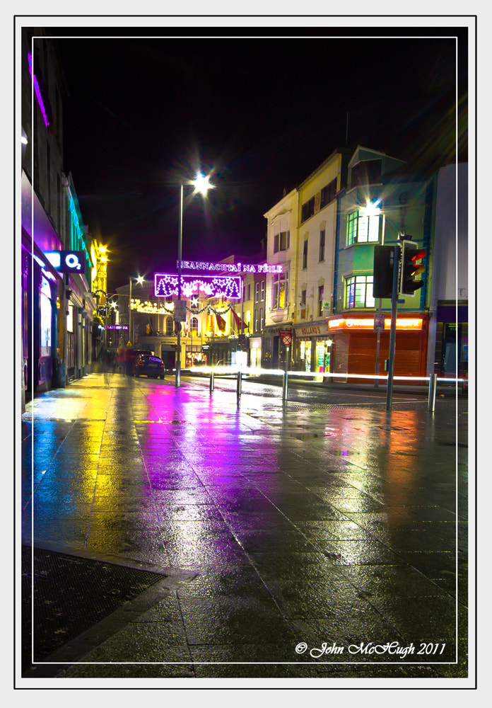 Photograph Christmas Colour in Galway. by John McHugh on 500px