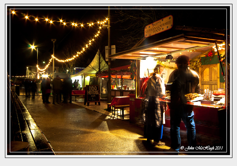 Photograph Galway's Christmas Market. by John McHugh on 500px