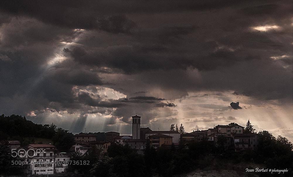 Photograph Thunderstorm by Ivan Bertusi on 500px