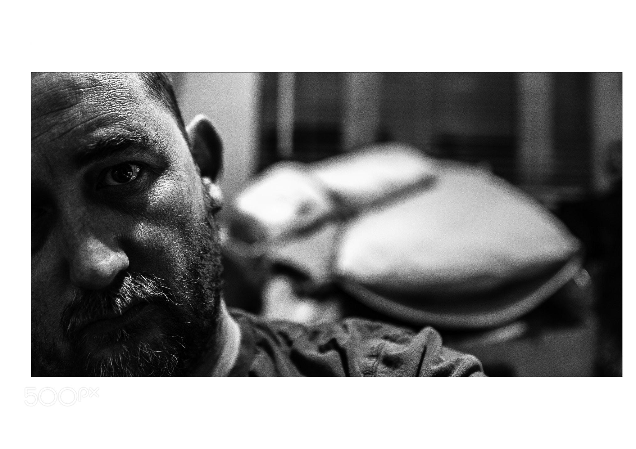 Photograph Self Portrait, 2 by Adam Abbott on 500px