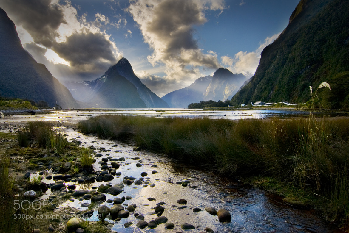 Photograph Magical Fiordland by Nathan Kaso on 500px
