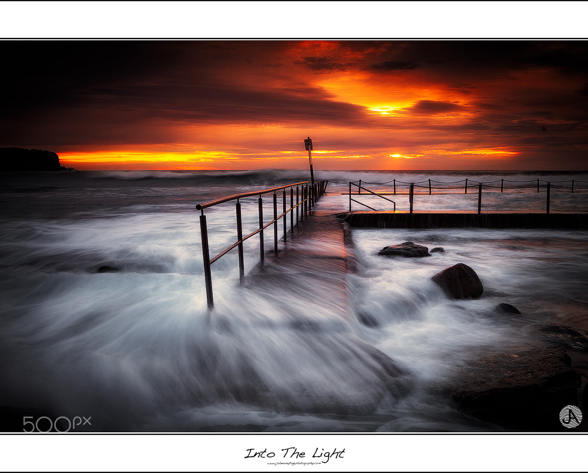 Photograph Into The Light  by John Armytage on 500px