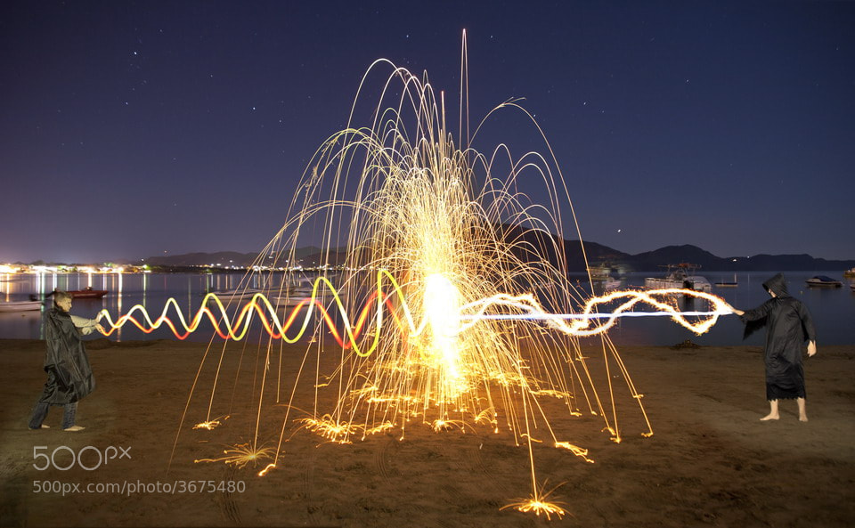 Photograph Magic Fight by Robert Tarpescu on 500px