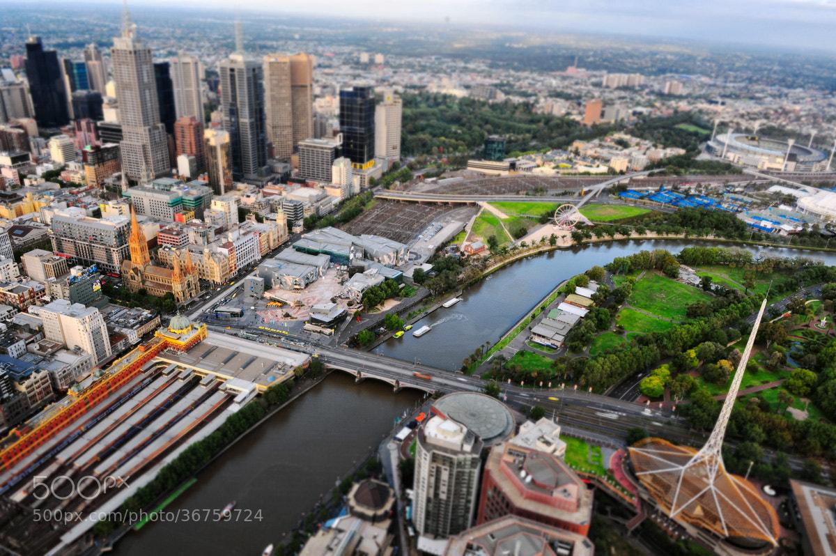 Photograph 33/365 Miniture Melbourne by AustinChenPhotography on 500px
