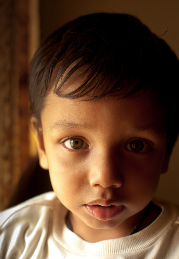 Photograph age of innocence by swarat ghosh on 500px
