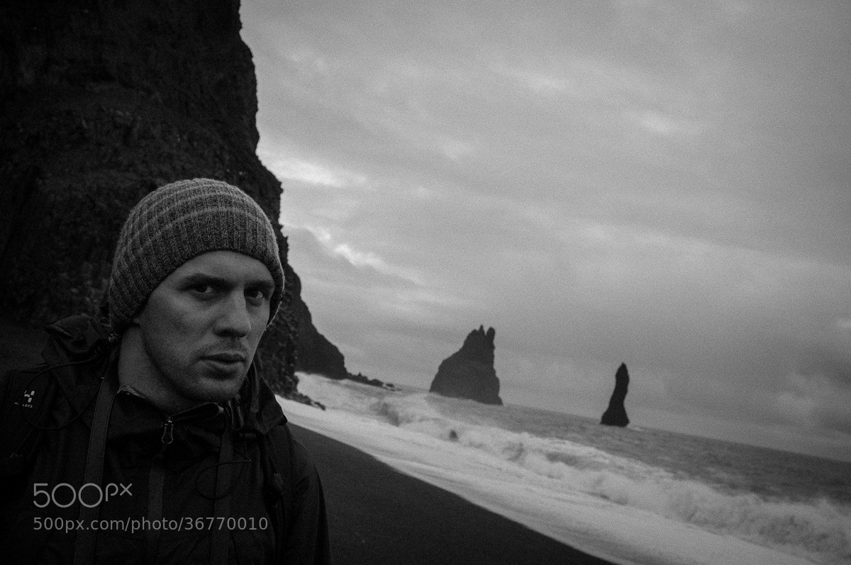Photograph Reynisfjara portrait by Arild Heitmann on 500px