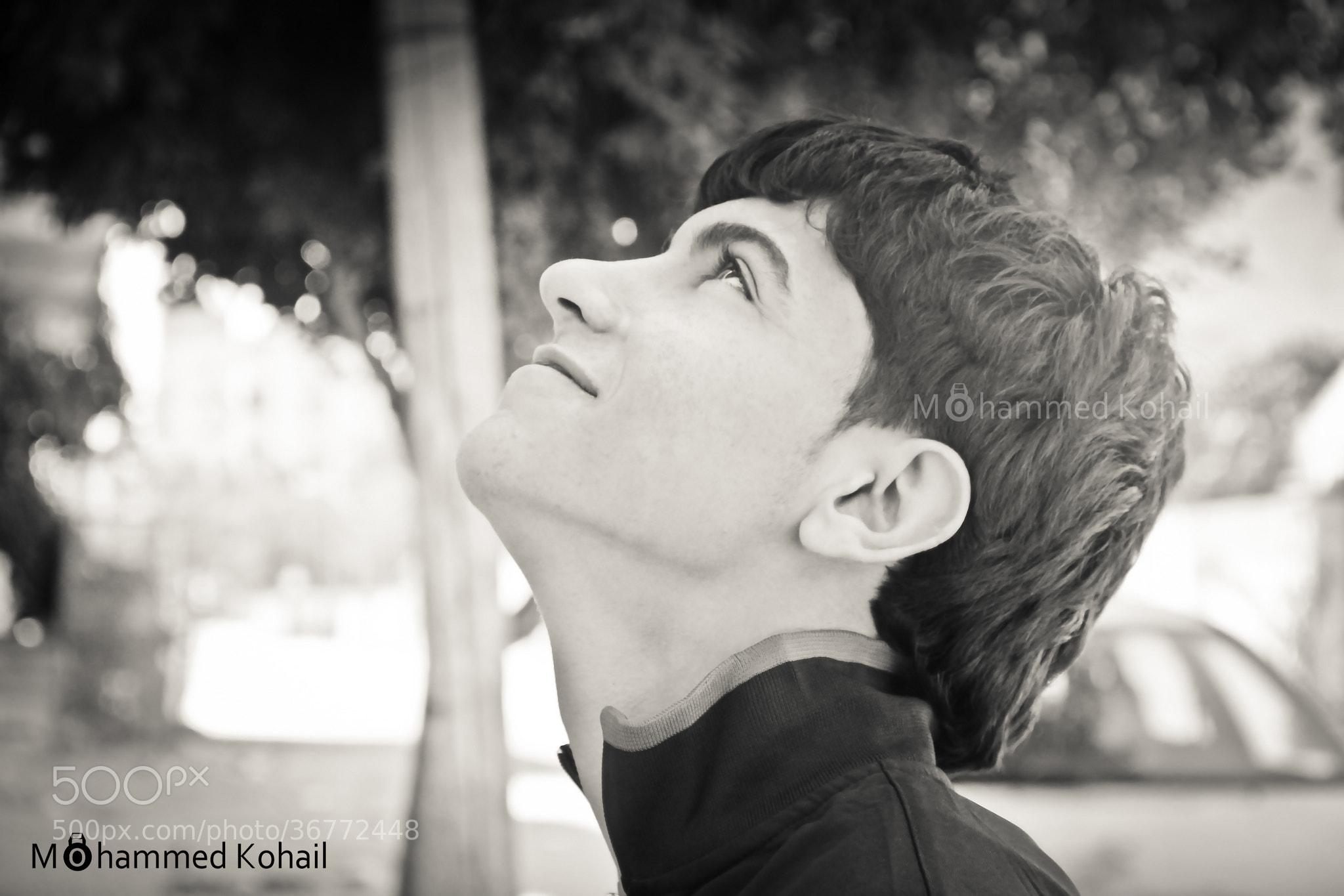 Photograph Mohammed Nassar by Mohammed Kohail on 500px
