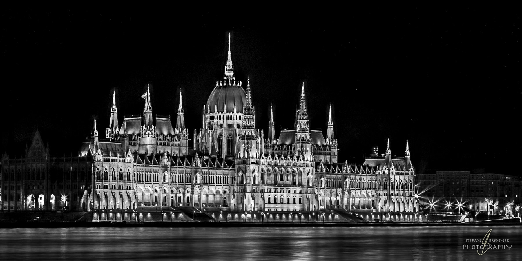 Photograph The Twinkling Star of Budapest by Stefan Brenner on 500px
