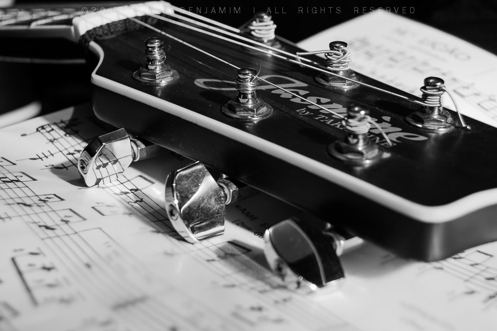 Photograph Playing notes by Paulo Benjamim on 500px