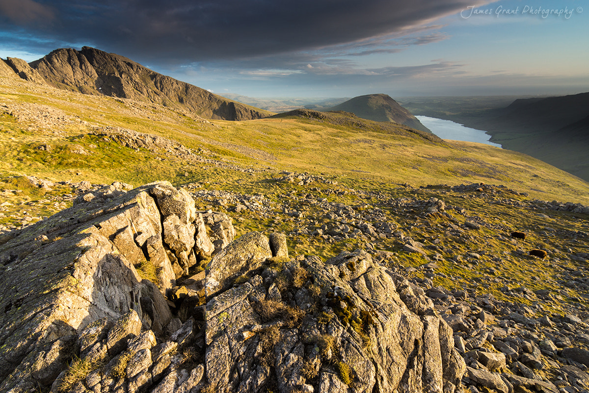 Photograph Lingmell to Sca Fell by James Grant on 500px