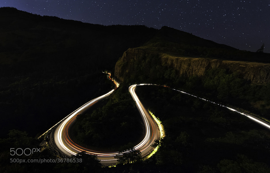 Photograph Rush hour in Rowena by Nagesh Mahadev on 500px