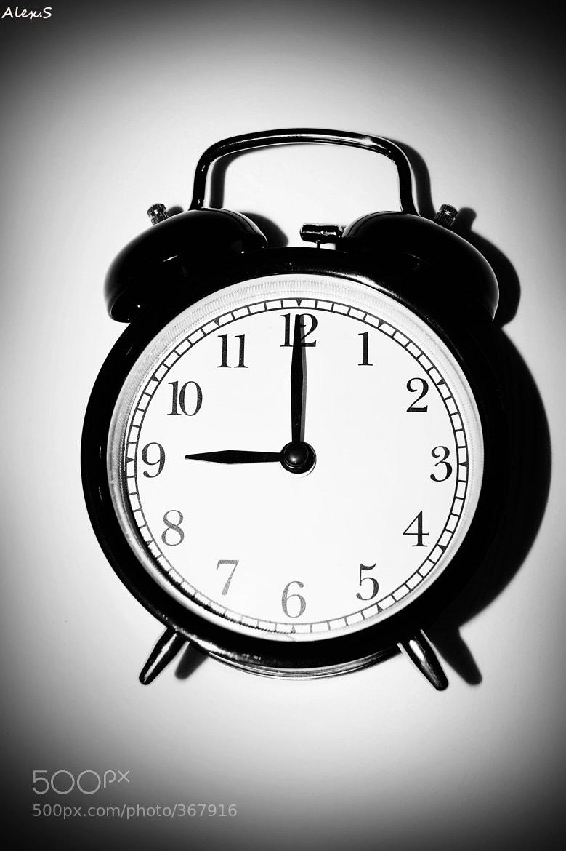 Photograph Clock by Alex Smol on 500px