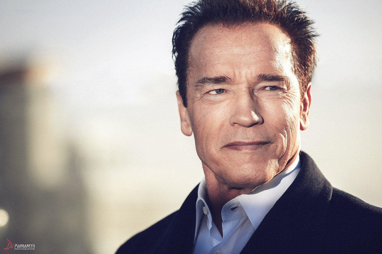 Photograph Arnold Schwarzenegger by Dmitry Klub on 500px