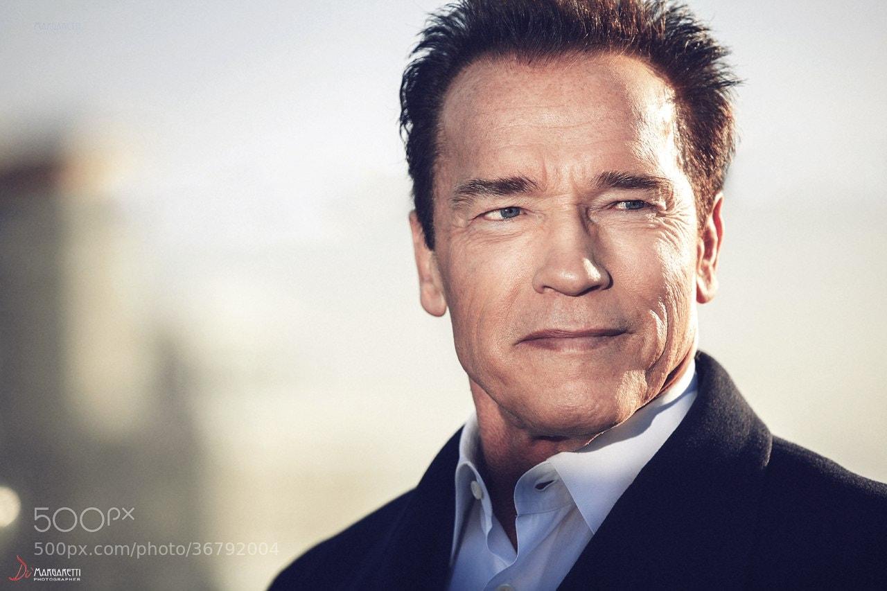 Photograph Arnold Schwarzenegger by Dmitry Klub on 500px