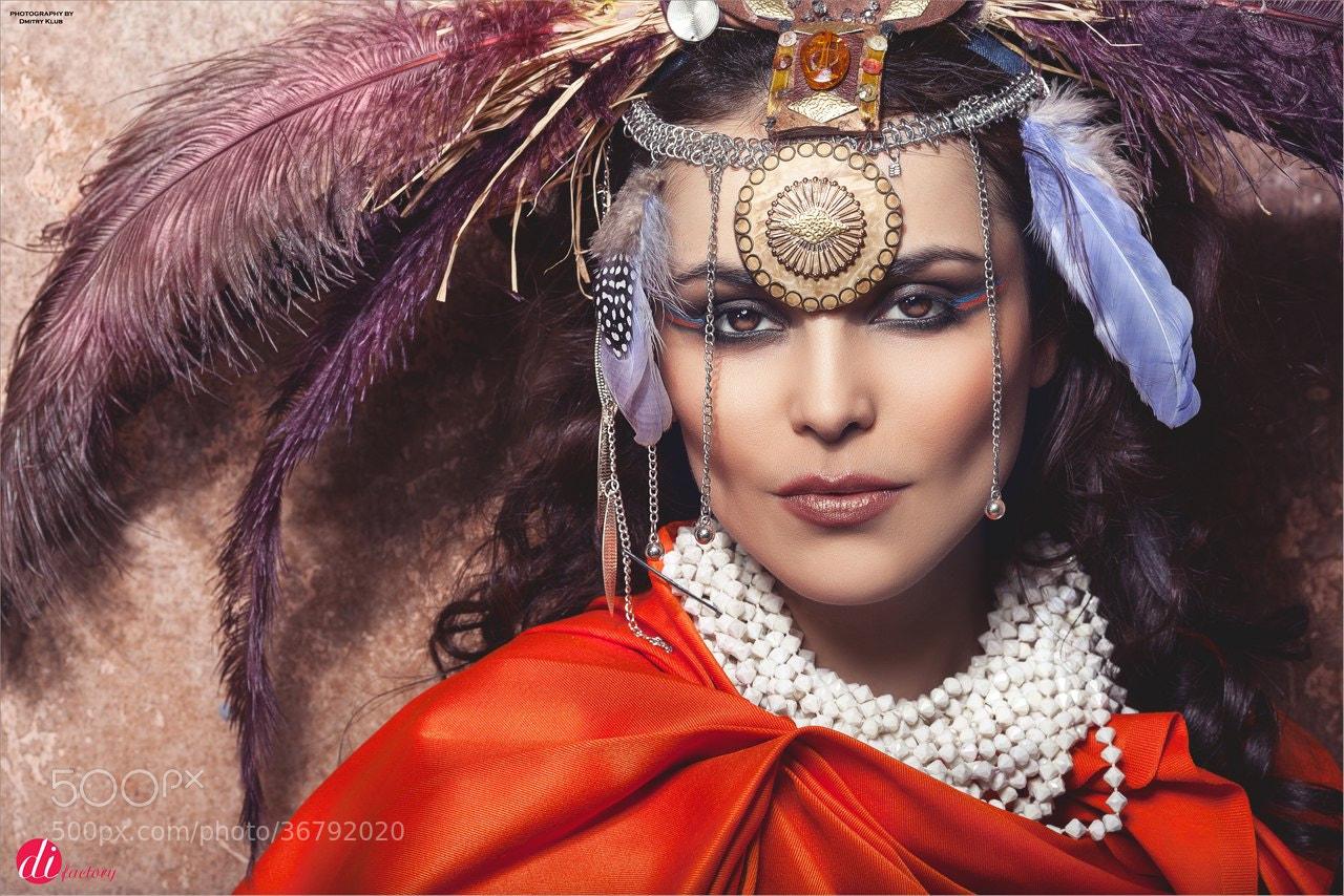 Photograph Sati Kazanova by Dmitry Klub on 500px