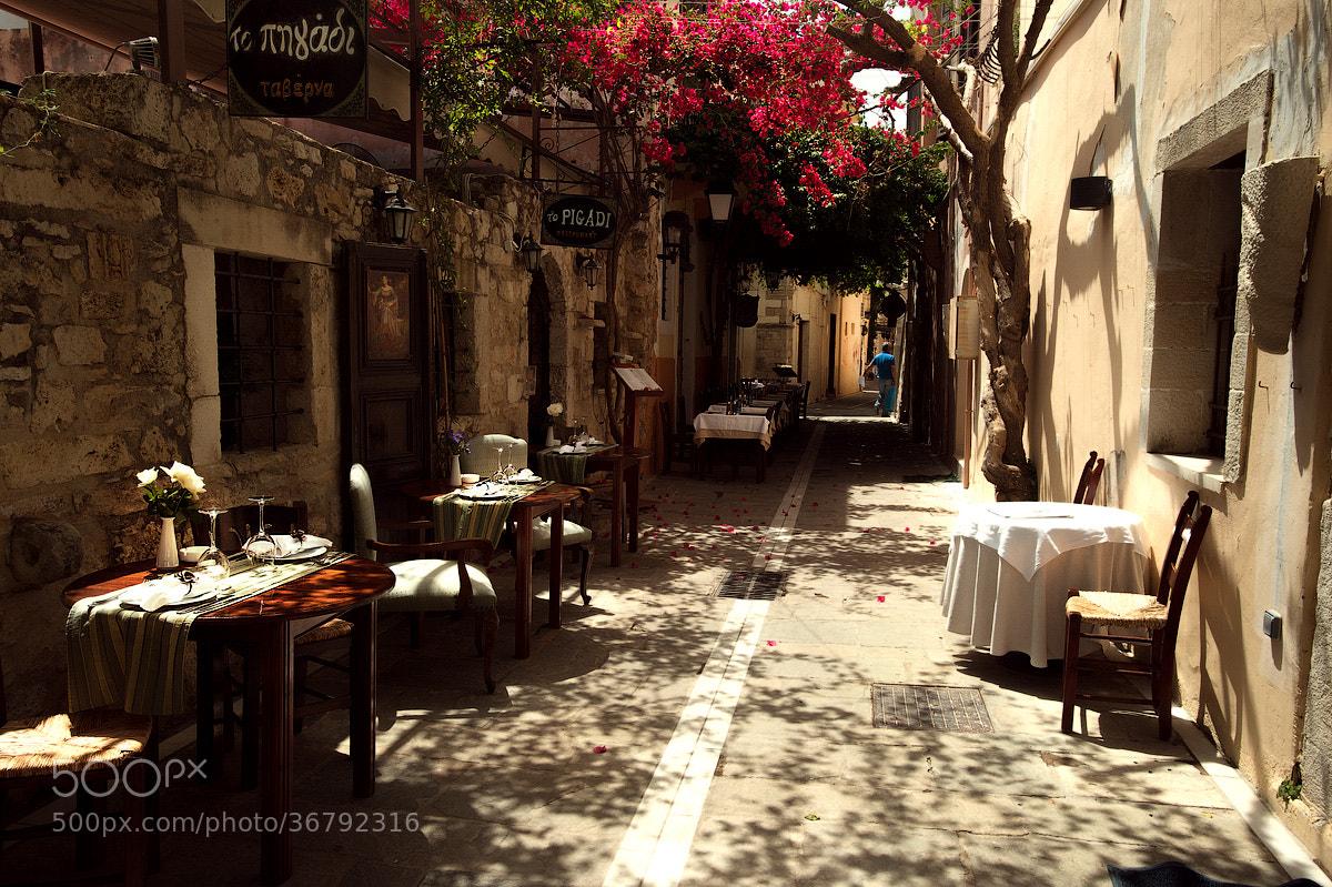 Photograph Taverna by Alex Žižek on 500px