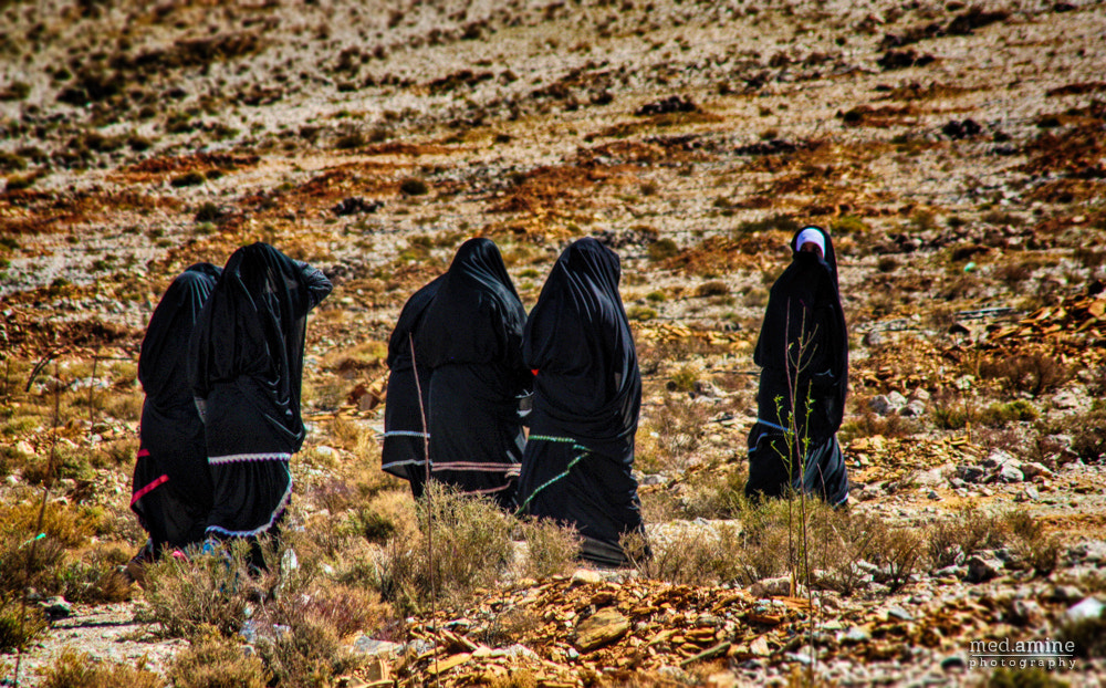Photograph Femmes Berbères  by Med Amine on 500px