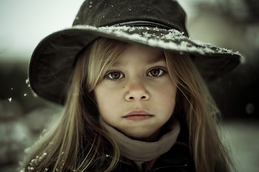 Photograph Calamity's daughter by Cath Schneider on 500px
