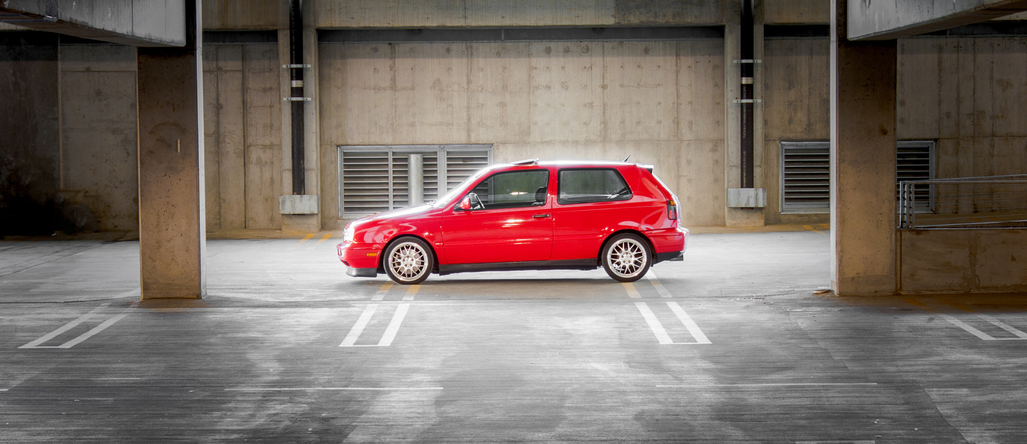 Photograph GTI 9 by Timothy Lair on 500px