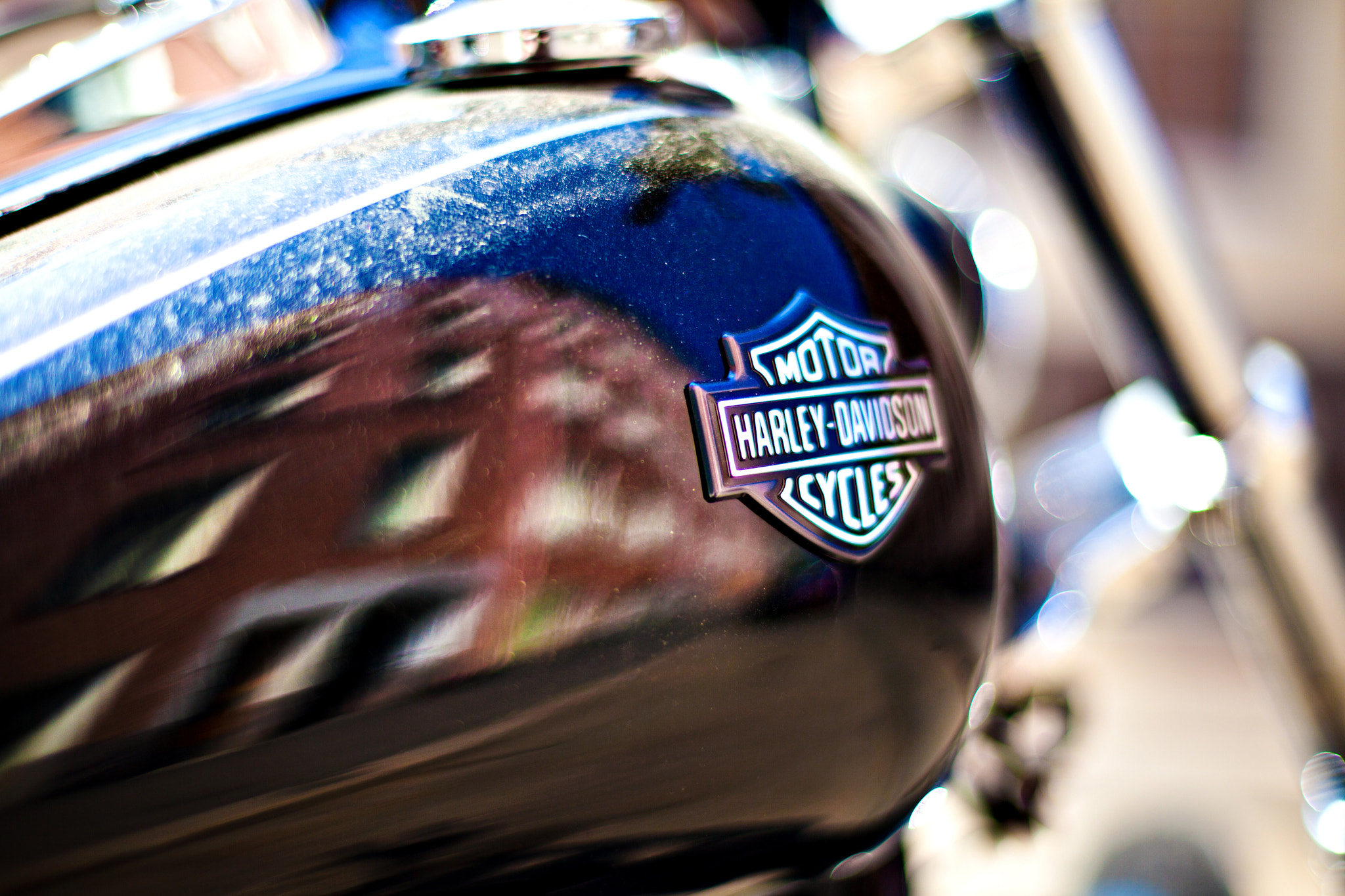 Photograph HARLEY-DAVIDSON by Andrey Sherstiuk on 500px
