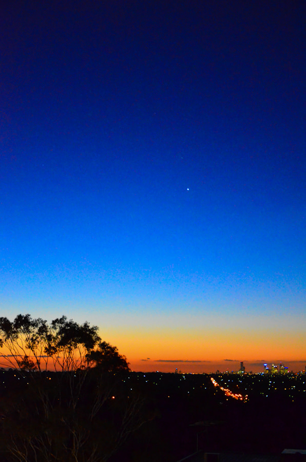 Photograph Melbourne Dusk #2 by Harry Chow on 500px