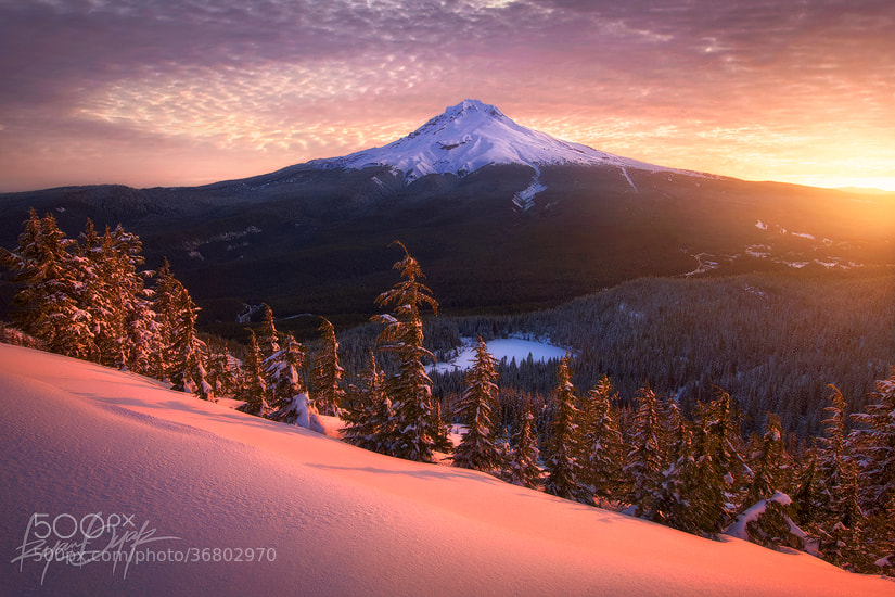 Photograph Mountain Light by Ryan Dyar on 500px