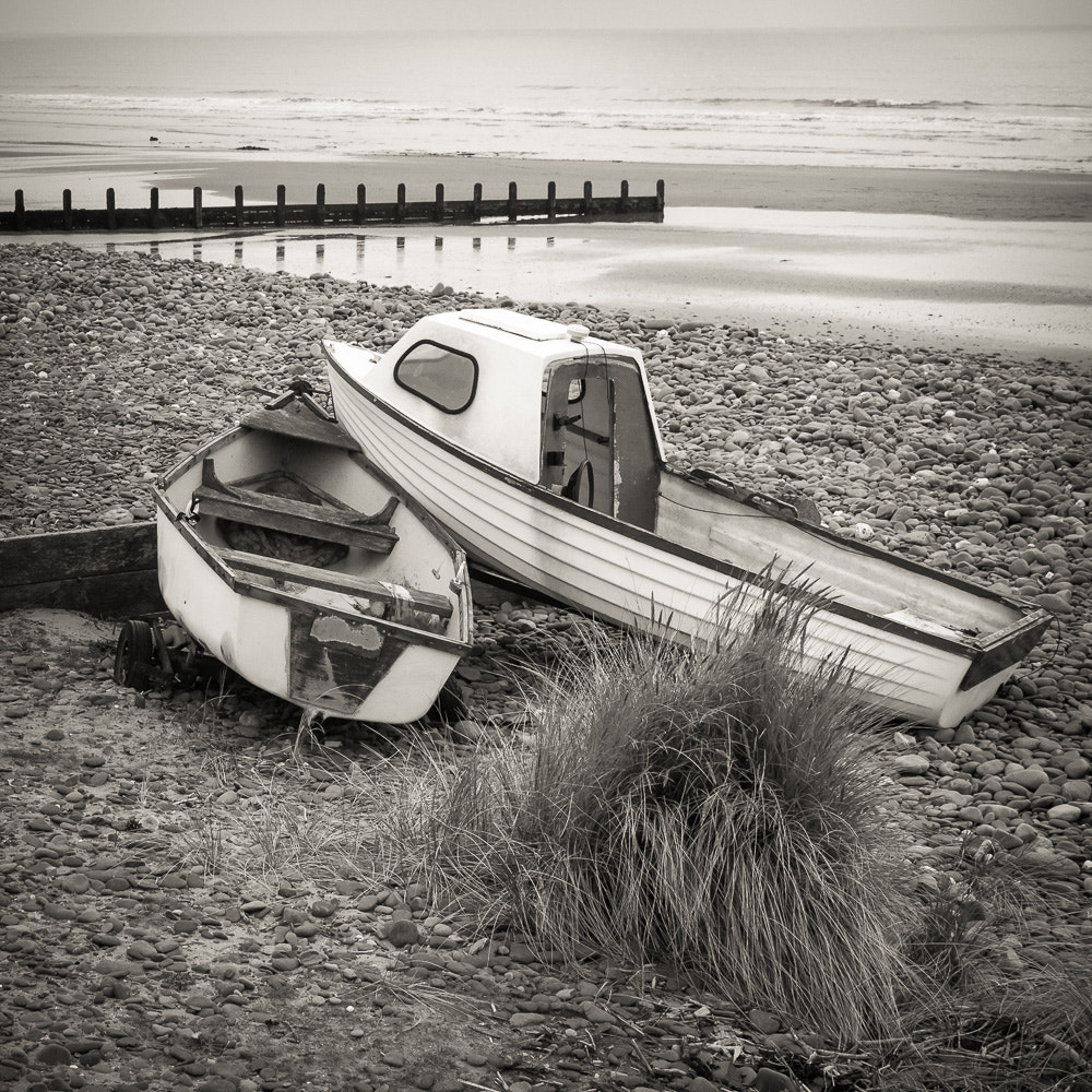 Photograph Borth Boats by Philip King on 500px