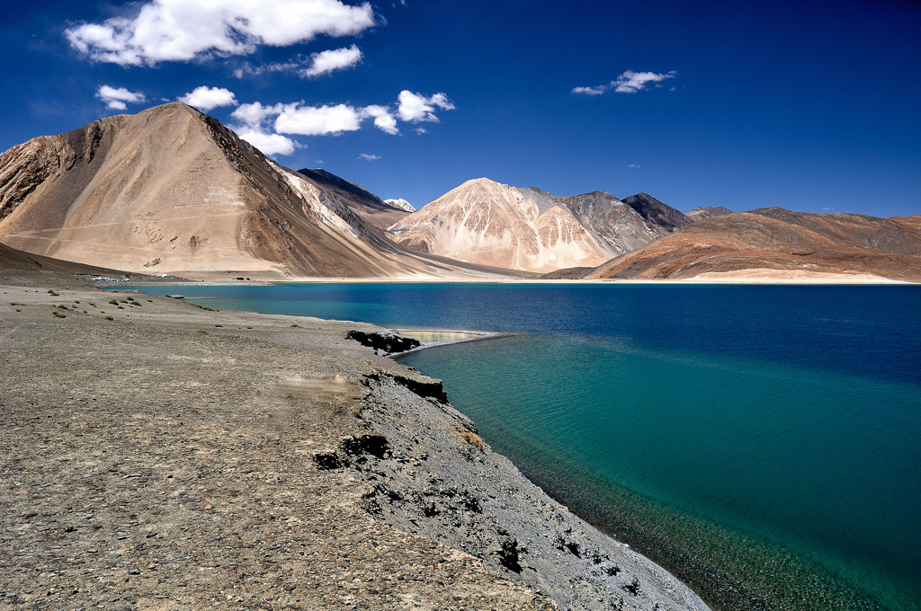 Photograph Shades of Blue by Gokul K on 500px