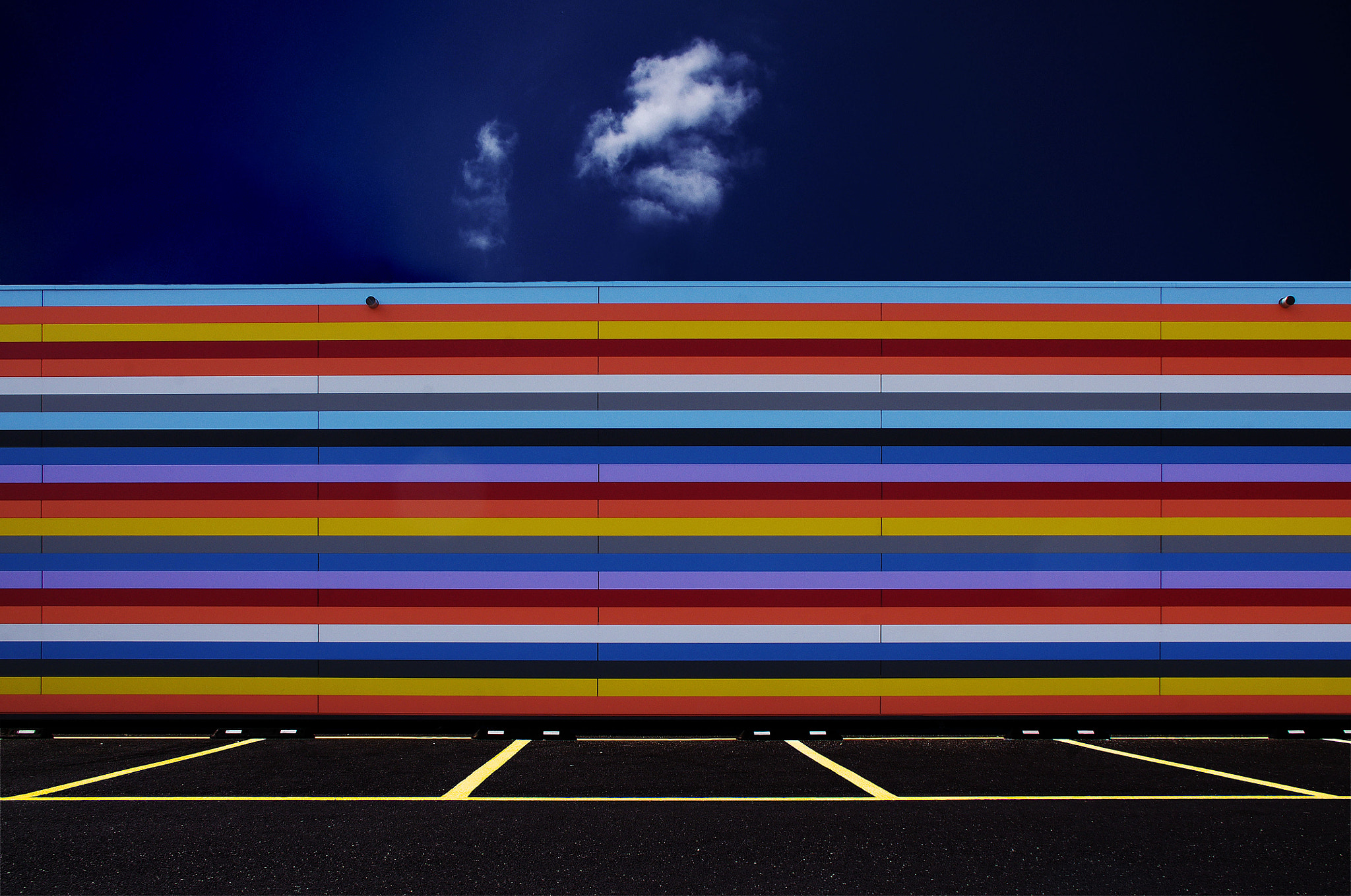 Photograph free cloud parking by Michael Köster on 500px