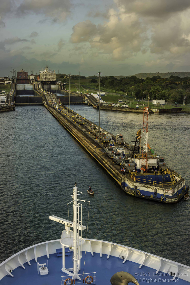Photograph Entrance to the Panama Canal by Richard Love on 500px