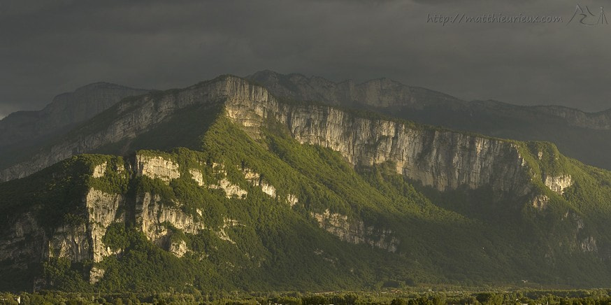 Photograph At the very North of the Vercors by Matthieu Rieux on 500px