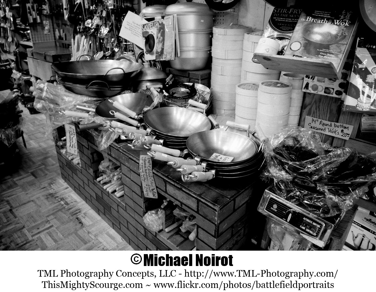 Photograph Wok & Roll in SF by Michael Noirot on 500px