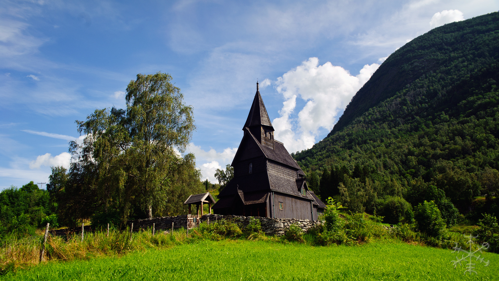 Photograph Urnes Stave Church by Stian Rekdal on 500px