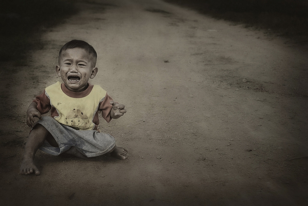 Photograph FEAR by somYot` s Blend Werk on 500px