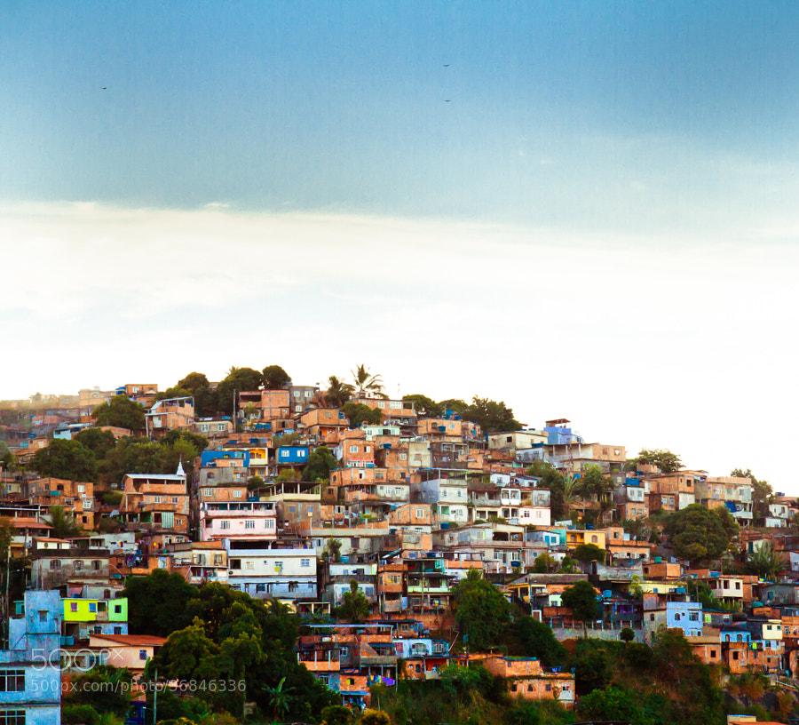 Photograph Rio de Janeiro Favela by Felipe Rebelo on 500px