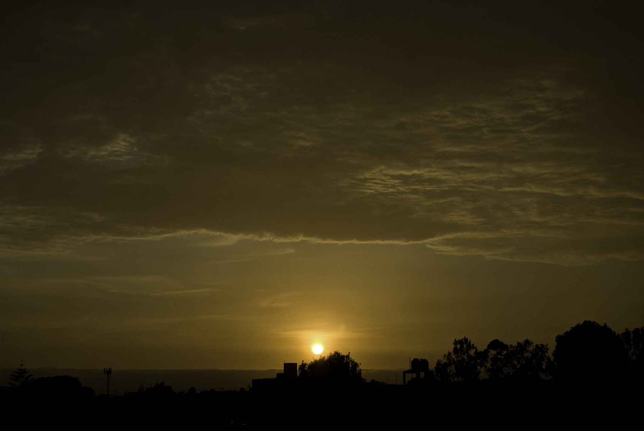 Photograph Sunset by Enzo Cesti on 500px