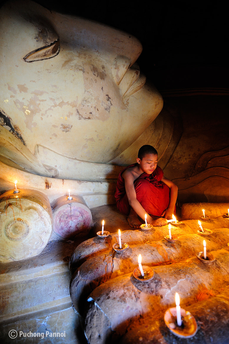 Photograph Light up the candles by Puchong Pannoi on 500px
