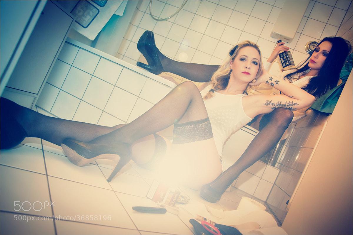 Photograph *after-party-trash by Nadine Lotze on 500px