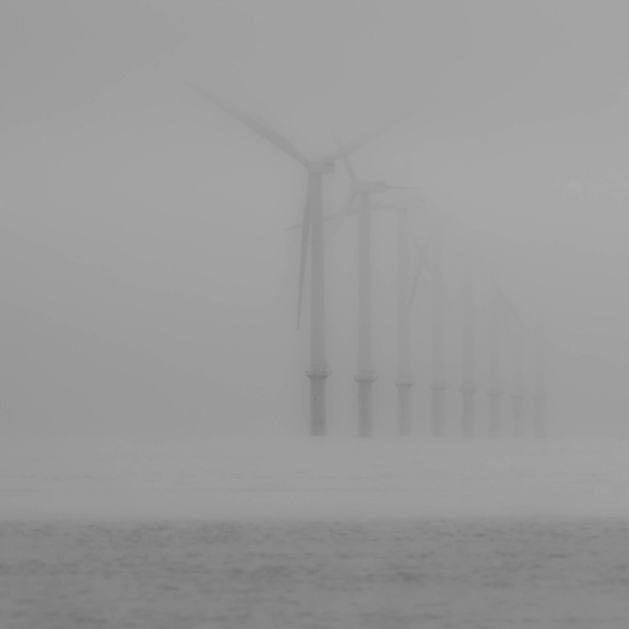 Photograph New Brighton Fog by Carl Mickleburgh on 500px