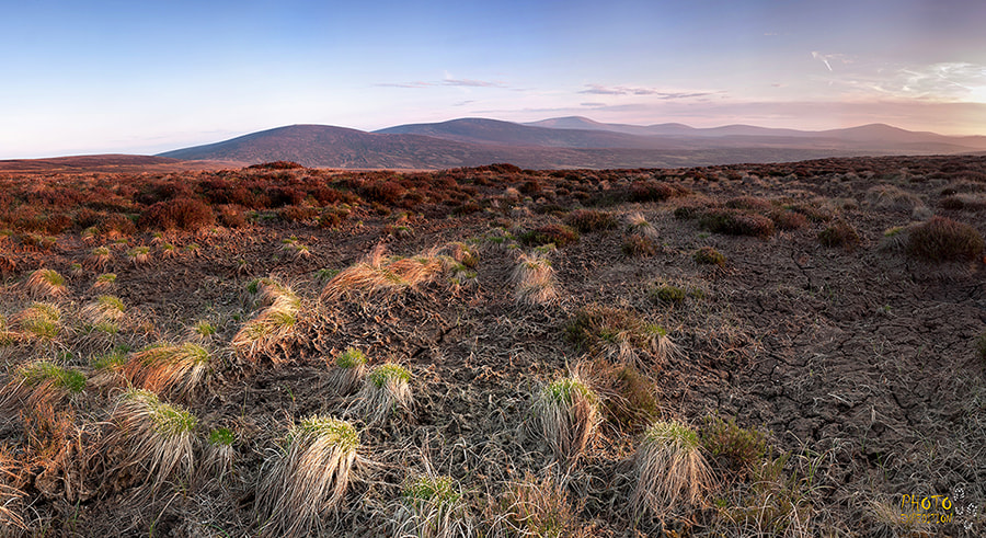 Photograph Wicklow sunset by Eugene Remizov on 500px