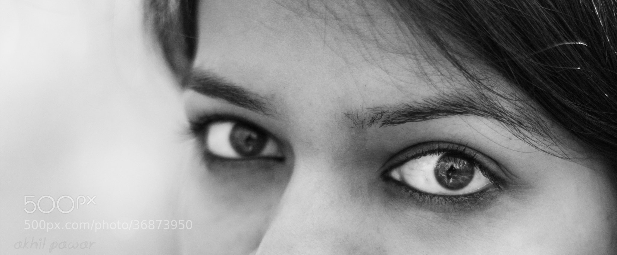 Photograph Look through my eyes by Akhil Pawar on 500px