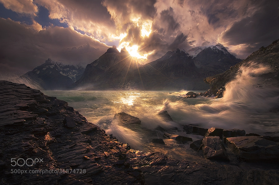 Photograph Boom by Marc  Adamus on 500px