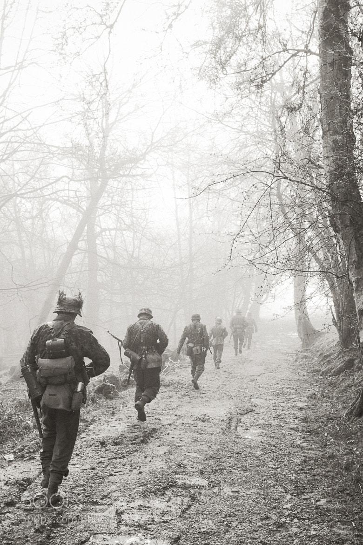 Photograph Into the Mist by Robert Bridgens on 500px