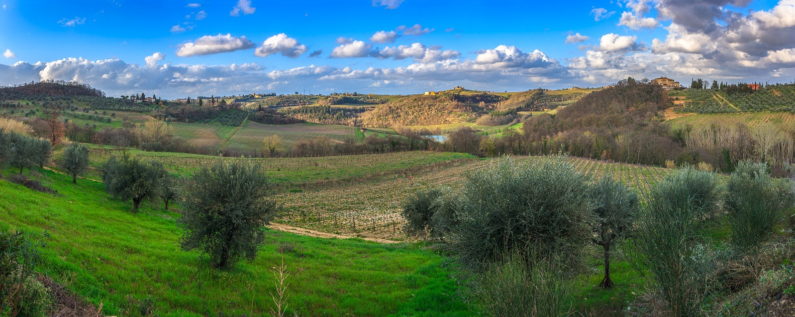 Photograph Landscape of Tuscany. by Joan Santaugini on 500px