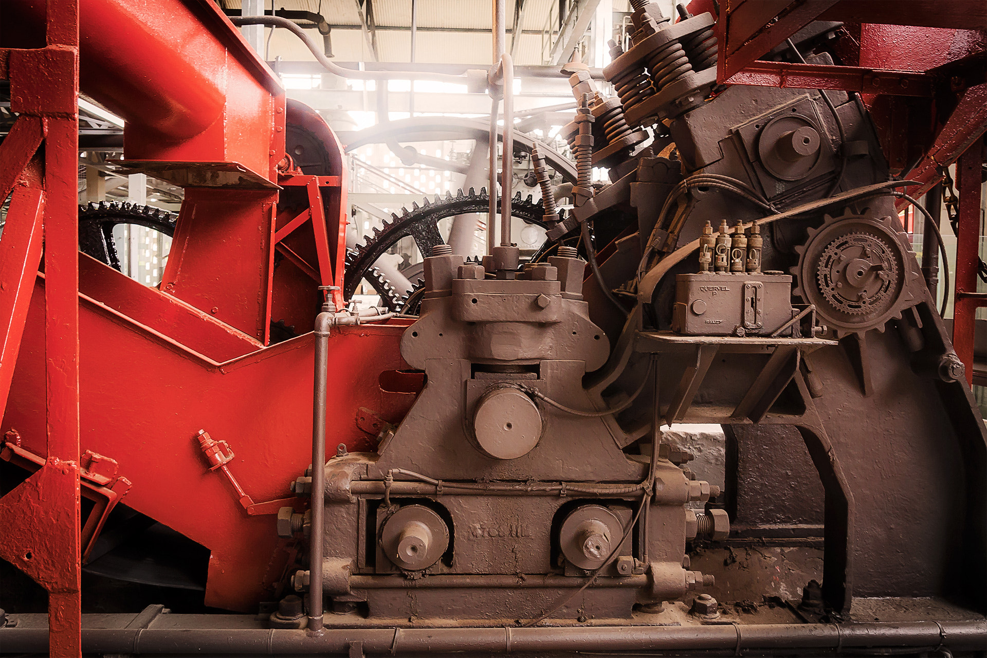 Photograph welcome to the machine by Olivier Bigot on 500px