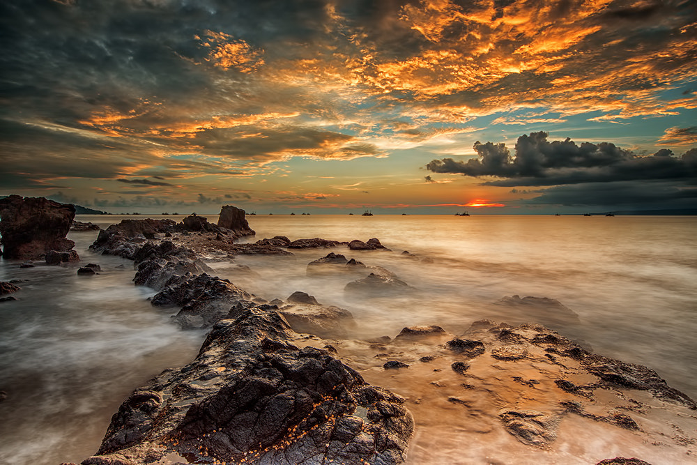 Photograph Angry Beach by Gunarto Song on 500px
