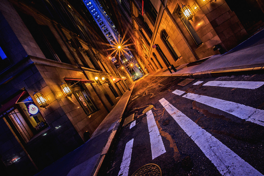 Photograph LIGHTPATH ALLEY by . Olevar on 500px