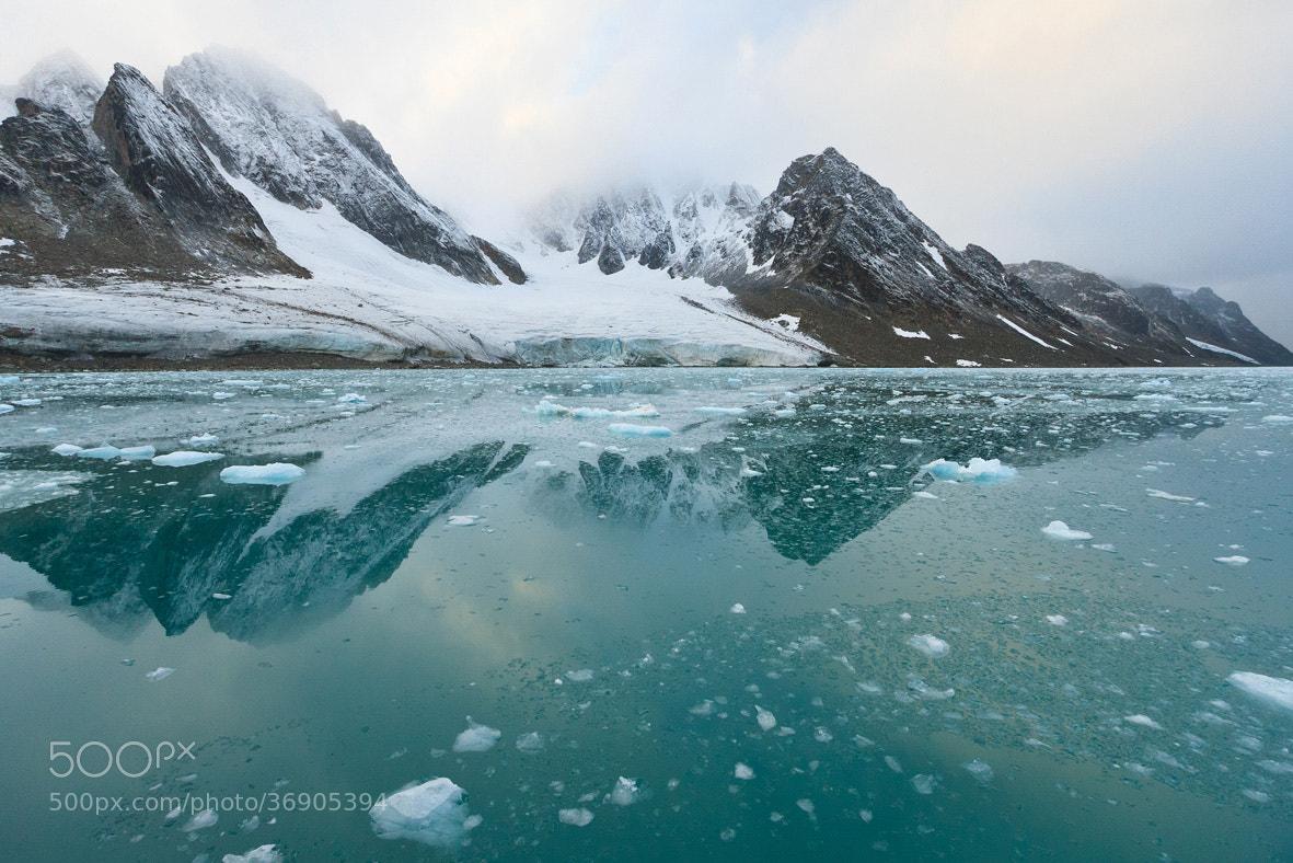 Photograph Svalbard by Marjan van Iwaarden on 500px